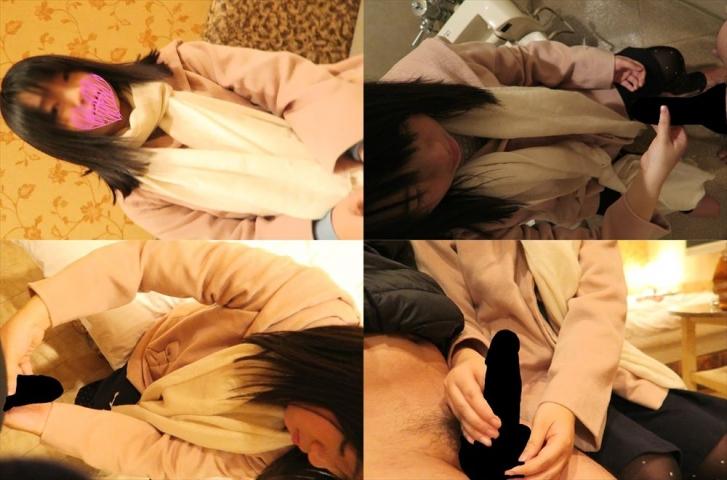 雪ん子少女(18)初めてのチ●ポ観察~無理やりシゴかせぶっかけ!_part2
