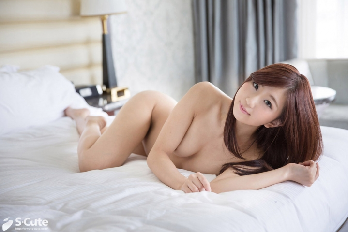 S-Cute 490 Rena #2 舌の感触を楽しむ味わい深いセックス