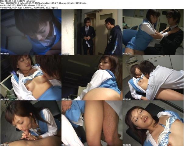 Tokyo Hot th101-150-111870 特命係長・摩良野仁 Vol.8 REN