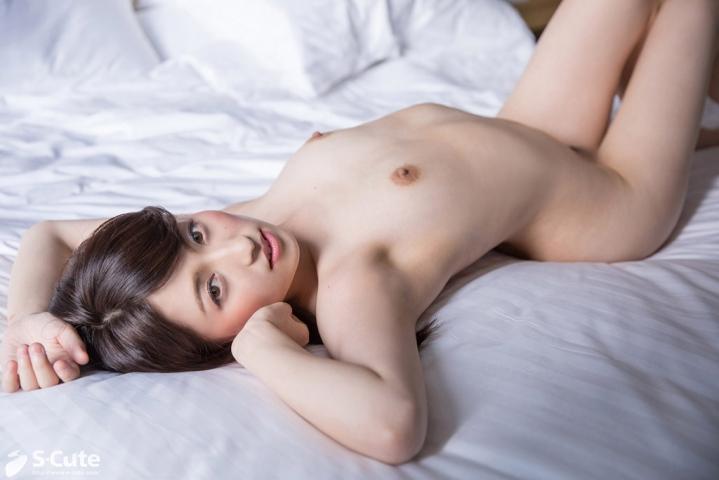 S-Cute 491 Yuri #2 キッチンでセックス