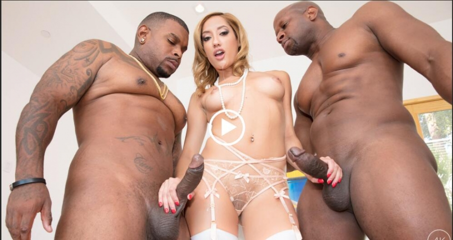 [julesjordan]2018-04-10 Takes Two BBC's To DP Heaven