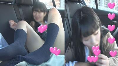 【個撮】愛嬌たっぷりHカップ爆乳たまごちゃん!車内でも大洪水ピクピク大絶叫!サプライズごっくん感激映像